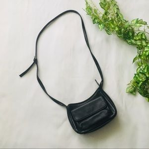 Genuine Leather Crossbody Purse